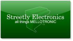 Streetly Electronics Mellotron Library
